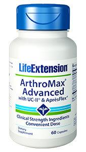 Arthromax ™ wzbogacony o UC-II ® i AprèsFlex ™