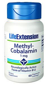 Witamina B12 Metylokobalamina