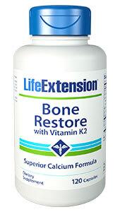 Osteoporoza Odbudowa Kości z wit. K2