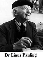 Dr Linus Pauling